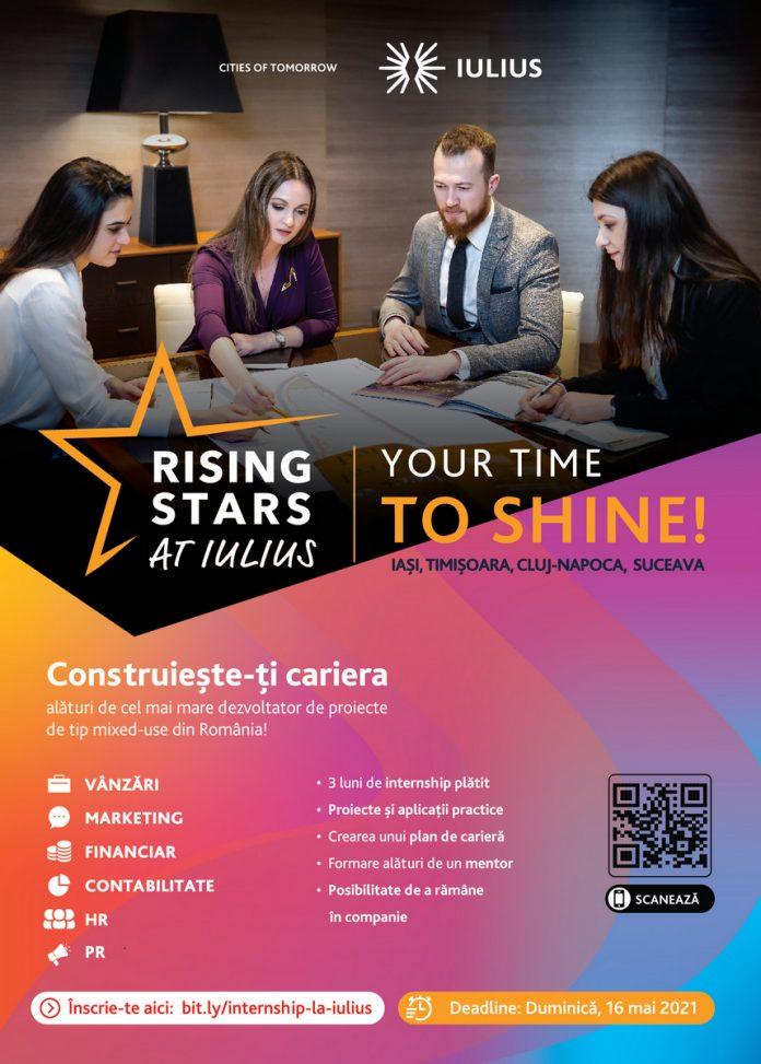 Rising Stars at IULIUS