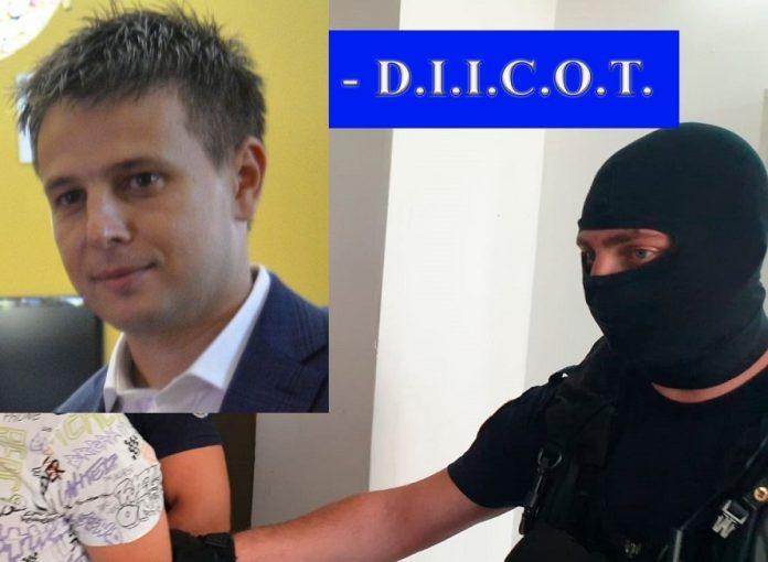montaj Mustiata si arestare DIICOT