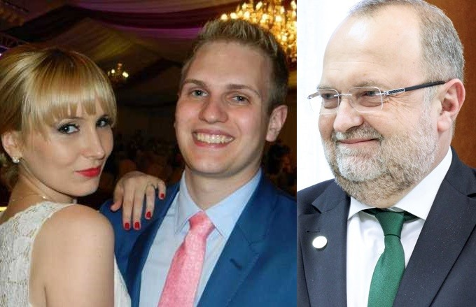 Ioana Sadiye, Dragos si Viorel Scripcariu
