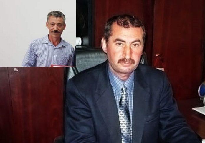 Strunga primar Neculai-Iuganu si viceprimar Ioan Agafitei