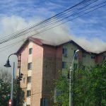 incendiu bloc Metalurgie