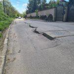 prabușire strada Văleni