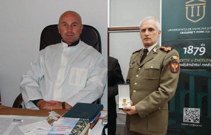 Spitalul Militar Iasi-Corneliu Botez si Aurelian Moraru