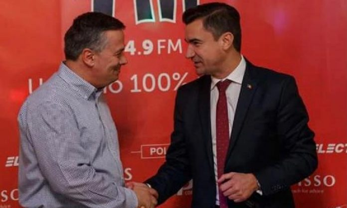 Petru Movila si Mihai Chirica