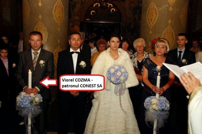 Viorel Cozma- Petru Movila cununie