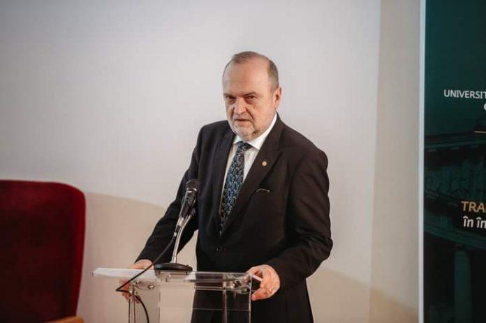 UMF Iasi - rector Viorel Scripcariu-
