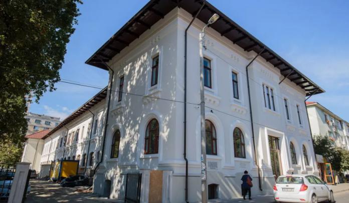 cladirea reabilitata de pe strada Vasile Alecsandri nr.6
