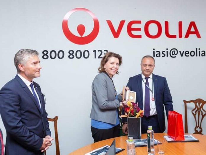directorii Veolia Energie Iasi