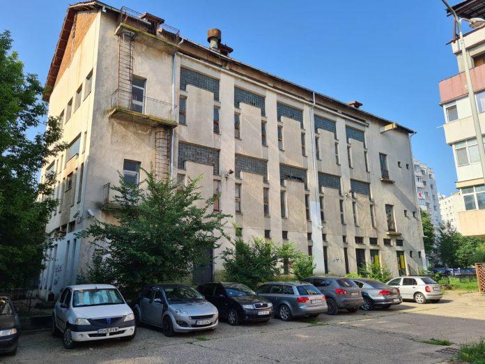 fostul sediu Postei Dacia cumparat de Eurotex