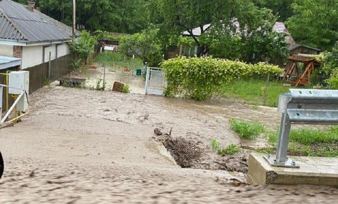 inundatii Iasi Valea Lupului