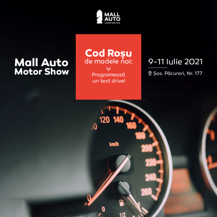 Mall Auto Motor Show
