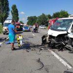 accident Miclauseni