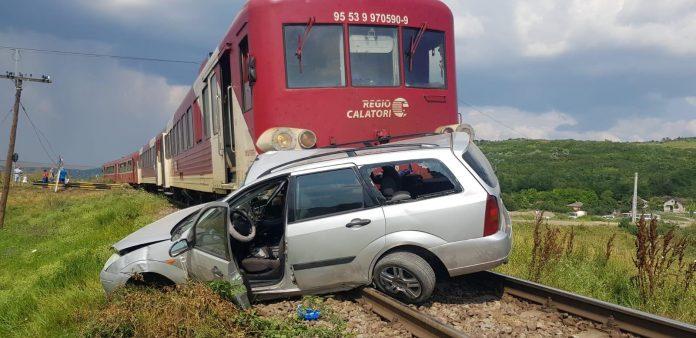 accident de tren Movileni