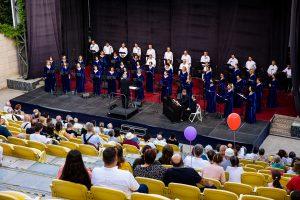 Corul Gavriil Musicescu_Amfiteatrul PALAS