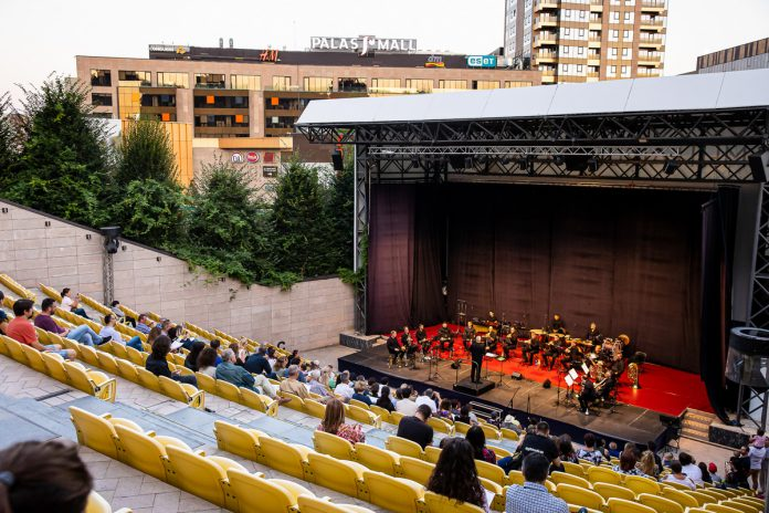Filarmonica_Amfiteatrul PALAS