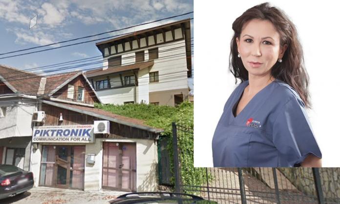 Raluca Alina Dragomir si imobil strada Eternitate nr.21
