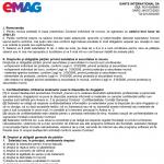 eMag contract de munca
