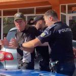 Aurel Niamtu luat de Politie