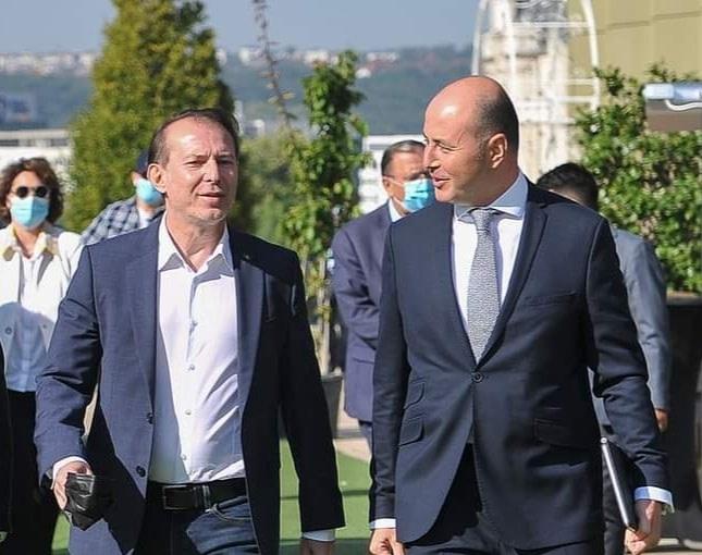 Florin Cîțu si Alexandru Muraru