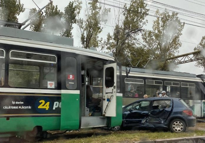 accident Calea Chisinaului