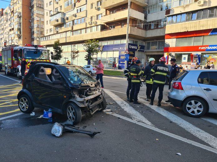 accident Independentei