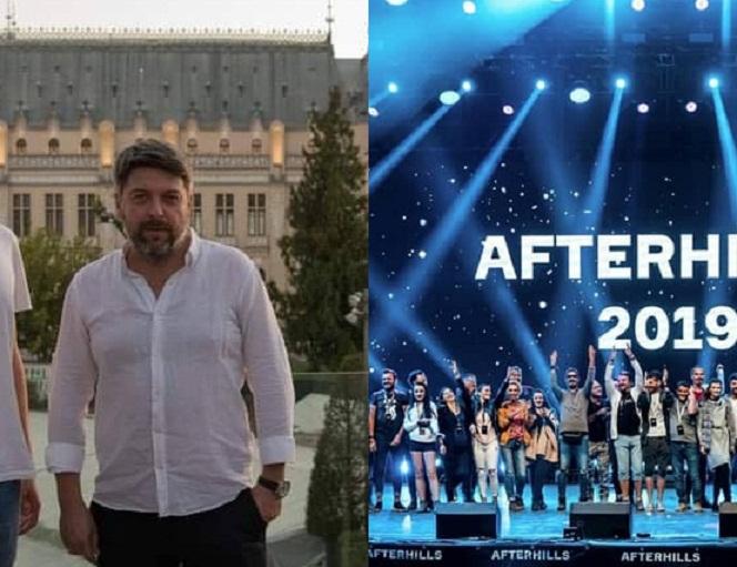 Bogdan Gheorghiu - Afterhills
